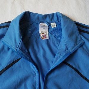 adidas Jackets & Coats - Adidas Windbreaker Jacket Lt. Blue